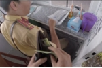 Xôn xao clip CSGT ở TP.HCM nghi nhận 'mãi lộ' 200.000 đồng của người vi phạm
