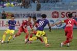 Hà Nội vùi dập đội bóng Công Vinh, vươn lên ngôi đầu V-League