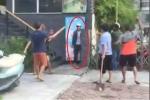 Sự thật người đàn ông bị đánh giữa phố Hà Nội vì nghi bắt cóc trẻ em