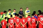U20 Việt Nam vẫn chưa thuộc bài... khởi động