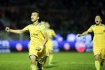 Sao U23 Việt Nam tỏa sáng, SLNA rượt đuổi ngoạn mục với Cần Thơ