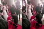 Cô dâu bất ngờ từ chối hoa cầu hôn của chú rể chỉ vì lý do không ngờ