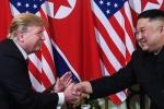 Ông Trump nói với ông Kim: 'Thành tựu quan trọng nhất là quan hệ giữa chúng ta'