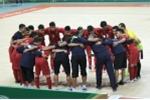 AIMAG 5: Tuyển Futsal Việt Nam thắng sát nút Đảo Solomon