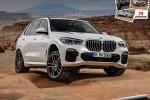 BMW X5 mới ra lò, đe dọa Mercedes GLE