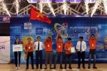 Thắng đội tuyển Trung Quốc, sinh viên Việt vô địch ABU Robocon 2018