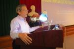 Giới thiệu dự thảo Giáo dục phổ thông tổng thể tại Đại học Sư phạm Huế