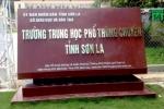 Công bố 42 thí sinh tại Sơn La bị giảm điểm sau khi chấm thẩm định