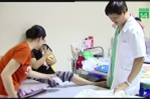 Cứu sống kỳ diệu bé gái sinh non chỉ nặng 500gr ở Hà Nội