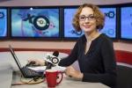 Nữ nhà báo Nga bị đâm ngay trong đài phát thanh