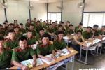 35 chien sy cong an diem cao bat thuong tai Lang Son: 'Don vi nhac di ngu van tron de hoc' hinh anh 1