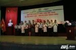 Hàng trăm cán bộ Viện Huyết học - Truyền máu Trung ương tham gia chương trình hiến tạng