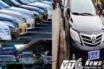 Bộ Tài chính 'khất' nhiều câu hỏi về xe công