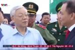 Video: Tổng Bí thư Nguyễn Phú Trọng thăm Dự án tổ hợp sản xuất ô tô VinFast