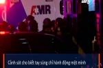 Video: Hé lộ nghi phạm vụ xả súng ở Las Vegas Mỹ