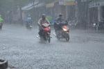 Trung bộ mưa lớn, cảnh báo sạt lở vùng núi
