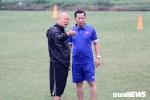 Tong thu ky VFF: Nghi lam tro ly cho HLV Park Hang Seo la quyen cua ong Khoa hinh anh 1