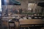 Sập sàn giao dịch chứng khoán ở Indonesia, hơn 70 người bị thương