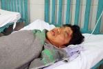 Truy tìm nhóm côn đồ cố sát hại nam thanh niên trước cổng bệnh viện