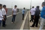 PV bị 'gạt tay vào má' trên cầu Nhật Tân gửi khiếu nại quyết định xử phạt tới CA Tây Hồ