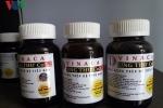 Sản phẩm Vinaca chữa ung thư là thực phẩm chức năng giả