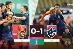 'Messi Thái' lập công, Thái Lan đánh bại Trung Quốc ngay trên sân nhà