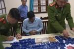 Phát hiện 3 bánh heroin, 14.000 viên ma tuý tổng hợp trong nhà trùm ma túy xứ Nghệ