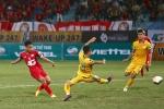 Bùi Tiến Dũng tỏa sáng, Viettel có chiến thắng đầu tiên ở V-League