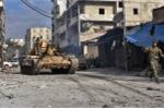 Phiến quân IS sắp sụp đổ hoàn toàn ở Aleppo