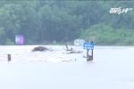 Bão số 16 tan, mưa lớn dồn dập đổ xuống miền Trung