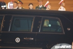 Toan canh le don long trong Tong thong Donald Trump tai Noi Bai hinh anh 7