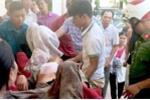 Đâm chém loạn xạ vì tranh chấp đất đai, 3 người thương vong