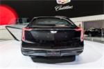 Cận cảnh chiếc sedan sang trọng Cadillac XTS 2018 trước ngày ra mắt
