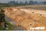Dự án Khu đô thị mới Đông Xá: Chậm tiến độ, dân lo mất sinh kế
