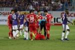 Cầu thủ nằm sân nhiều, HLV HAGL khẳng định không ăn vạ, câu giờ