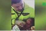 Văng khỏi bụng mẹ sau tai nạn, thai nhi sống sót kỳ diệu