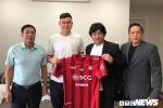 Chính thức: Đặng Văn Lâm được xác nhận chuyển sang Muathong United
