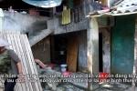 Ninh Bình sau trận lụt lịch sử: Dân không dám ở trong nhà vì sợ sập