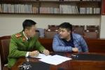 Bắt 3 thanh niên giả danh cảnh sát hình sự cưỡng đoạt tài sản ở Quảng Ninh