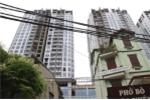 Thực hư thông tin toà nhà cao tầng trên phố Hà Nội bị nghiêng sau dư chấn động đất
