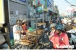 'Thiên đường' cá lóc nướng ở TP.HCM đông nghịt người mua ngày vía Thần Tài
