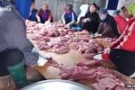 Video: Tận thấy những kẻ vô lương 'hóa phép' lợn chết thâm đen thành lợn gác bếp