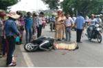 Truy tìm kẻ tông chết người phụ nữ trên phố rồi bỏ trốn