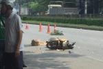 Va chạm với xe đầu kéo, người phụ nữ chết thảm trên quốc lộ