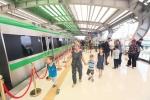 Ảnh: Dân Thủ đô tận mắt khám phá ga đường sắt trên cao Cát Linh-Hà Đông