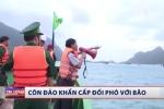 Côn Đảo khẩn cấp sơ tán dân tránh bão chưa từng có trong lịch sử