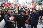 Tổng thống Hàn Quốc bị phế truất: Người ủng hộ bà Park Geun-Hye chết trong biểu tình