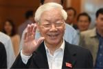 Ông Nguyễn Phú Trọng đắc cử Chủ tịch nước nhiệm kỳ 2016-2021