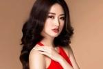 Nhan sắc kiêu kỳ của Hoa hậu Bản sắc Việt Thu Ngân