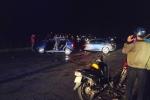 Ô tô gây tai nạn liên hoàn, 6 người thương vong